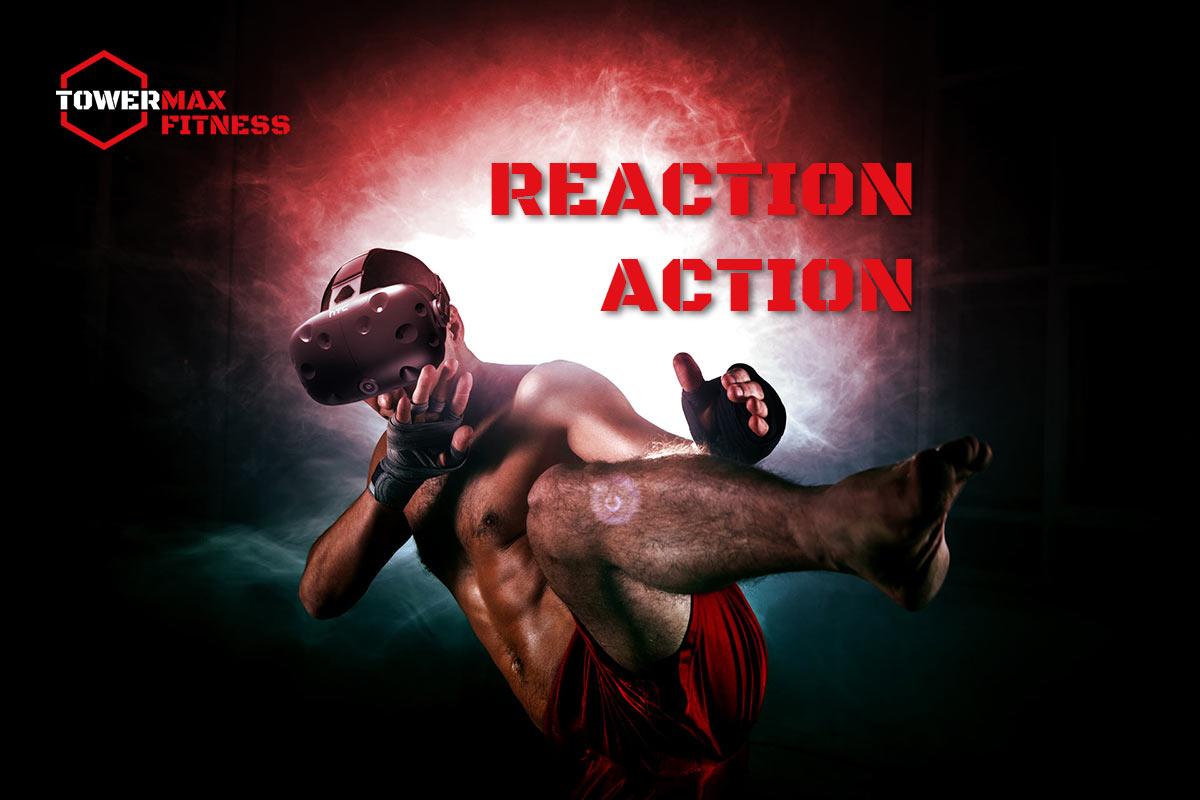 Reaktion Trainieren Online
